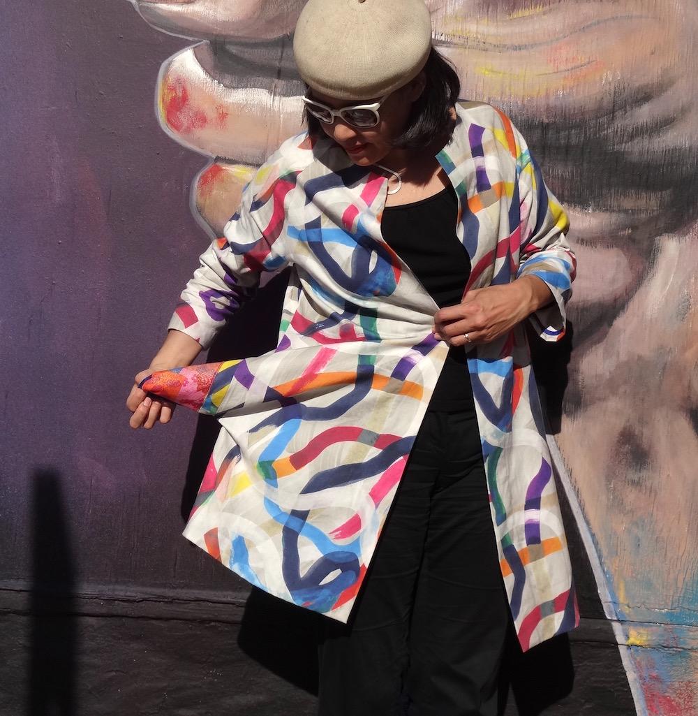 Pilvi Coat from Lotta Jansdotter Everyday Style - CSews