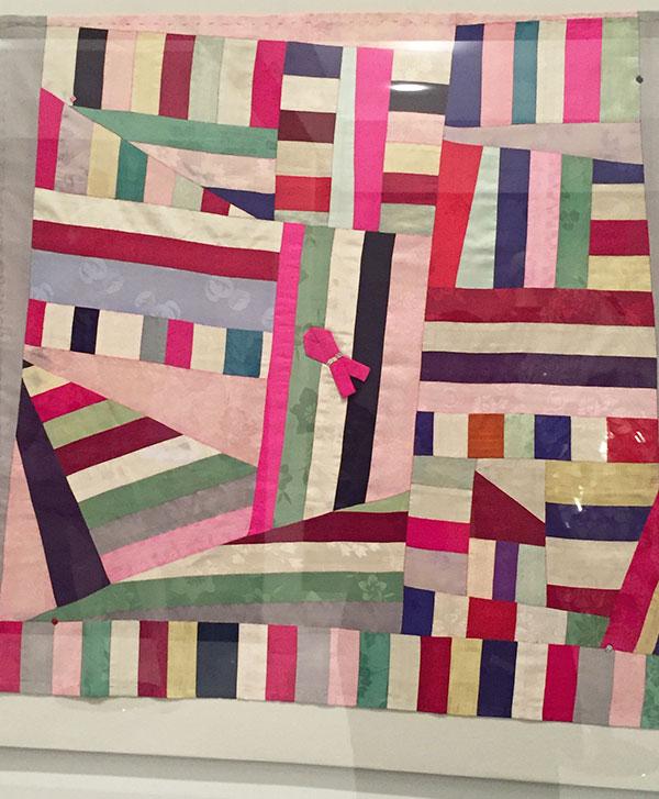 Bojagi - Korean wrapping cloth - Couture Korea, Asian Art Museum - CSews