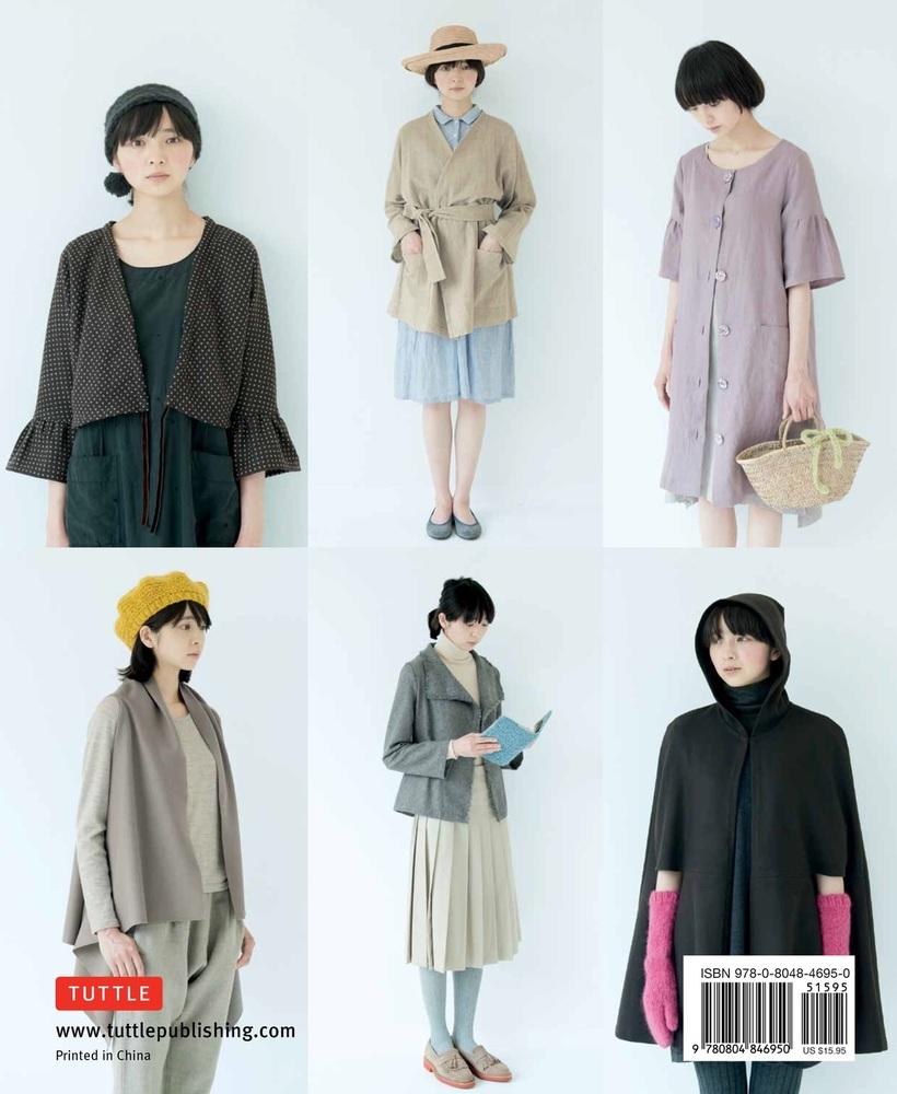Stylish Wraps by Yoshiko Tsukiori
