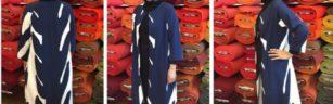 Pilvi Coat in ponte knit