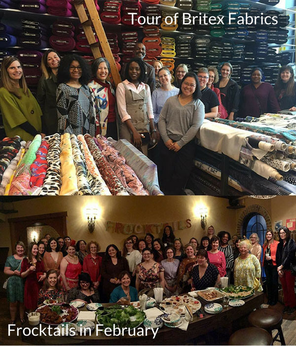 Bay Area Sewists - a sewing community - Meetups in 2018