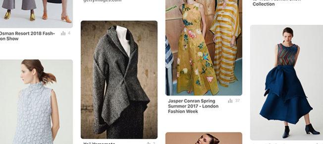 Sewing inspiration - Pinterest