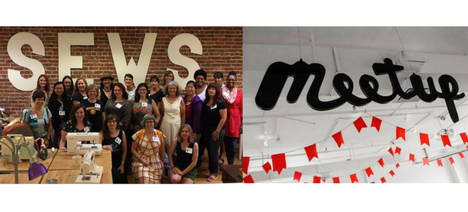 Building a Sewing Community and Meetup Togetherfest
